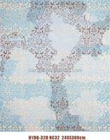 tufted handmade art silk carpet and rugs
