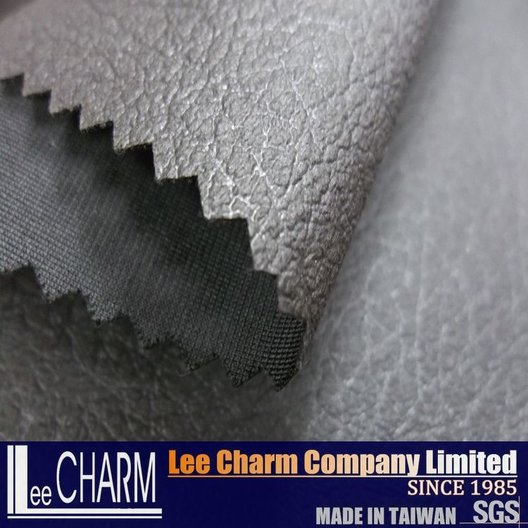 Vinyl Wholesale Faux PVC Sponge Leather