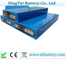 3.3V 25ah 3.2v rechargeable lifepo4 prismatic cell battery