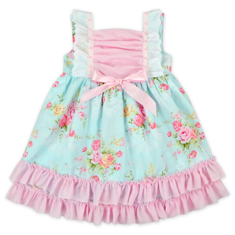 Girl Cotton Frock Designs