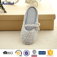 top quality soft quiet new model women slippers customised