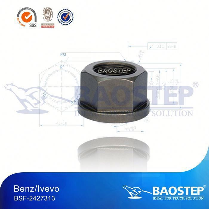 BAOSTEP Cost-Effective Tuv Certified Truck Wheel Nut Removal Tool