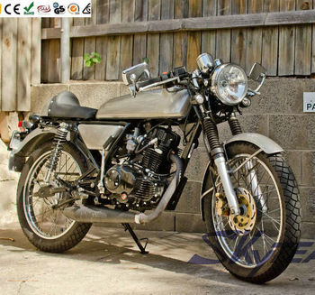 SKYTEAM New Cafe Racer Motorcycle (EEC EURO APPROVAL)
