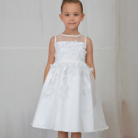 flower girl princess wedding dresses
