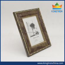 Promotional PS photo frame cardboard picture frame