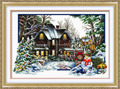 Home decoration diy diamond painting for Christmas diamond painting