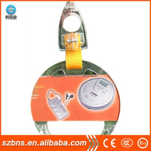 Colorful advertising city bus handle/bus grab handle