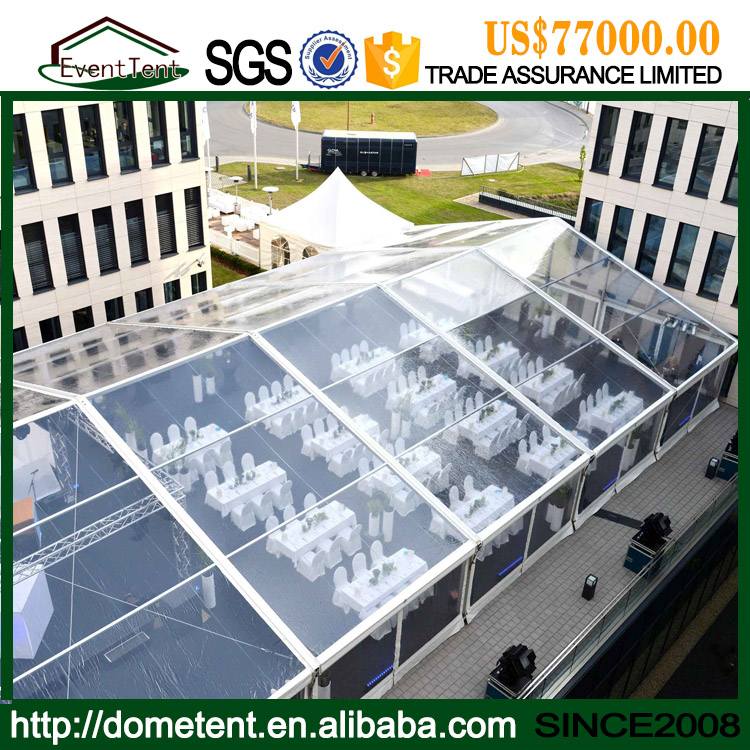 China Suppliers Air Conditioned Decorations Indian Wedding Tents For Sale