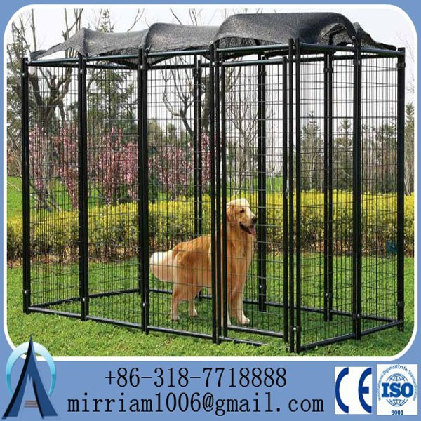 2015 new discount high quality fashionable style factory direct sold cheap dog kennel(made in china)