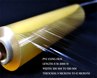 top quality soft fresh wrap pvc cling film with best price