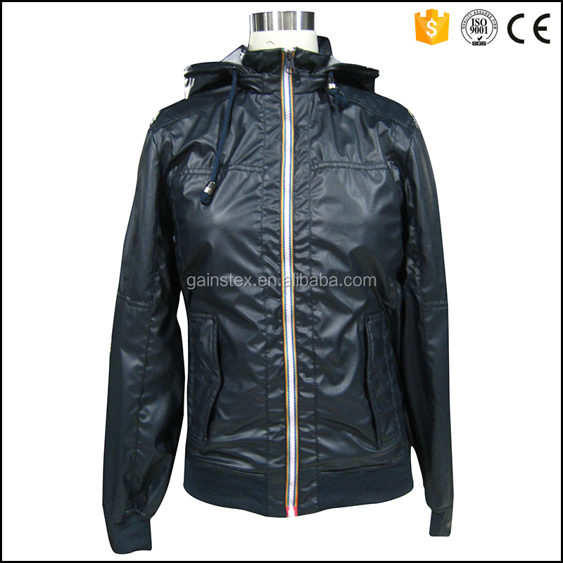 2016 new design leather jacket men OEM/ODM for brand series