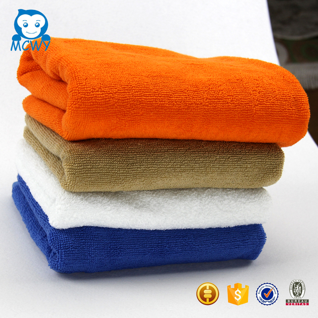 Factory wholesale egyptian cotton kitchen hand towels and table clean towels