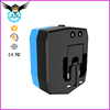 2 Port usb multi-function smart super powerful travel charger adapter with power bank