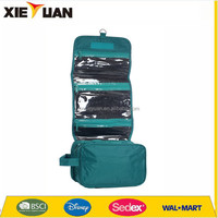 Hanging Cosmetics Bag Foldable Toiletry Bag