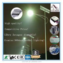 Solar Pole Light Ultra Bright LED Solar Street Light IP65