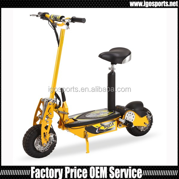 city street road tyre electric scooter 1500watt motor