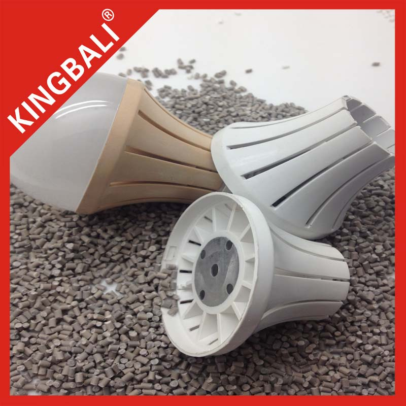 King Bali LED Lamp For Housing and Indoor Lighting Thermal Conductive Plastic