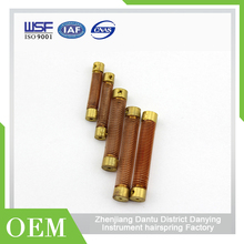 Flat Metal Clips Railway Coil Cultivator Parts Spring Tooth