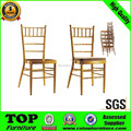 High Quality Aluminum Chiavari Restaurant /wedding Chair