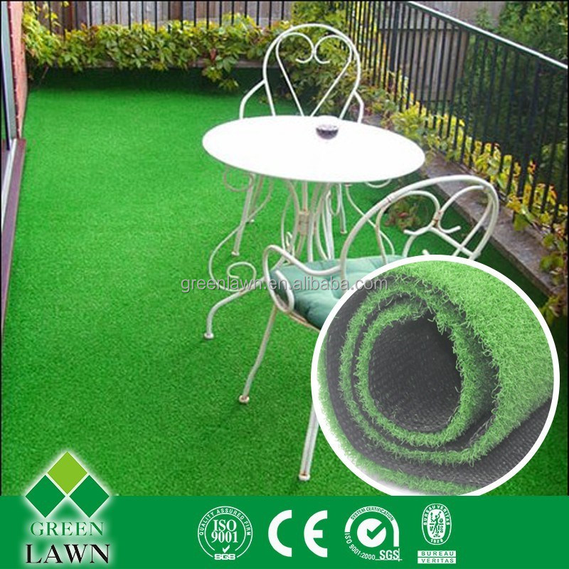 Natural artificial turf grass for garden decoration grass for garden