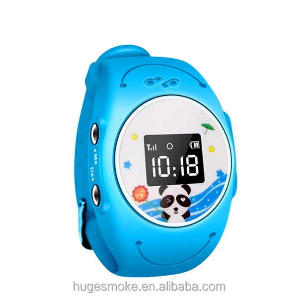 Children Smart watch phone Q50 Q90 Kids Watches Tracking GPS watch