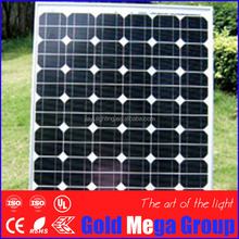 100W to 300W monocrystalline silicon solar panel manufacturers in china high efficiency