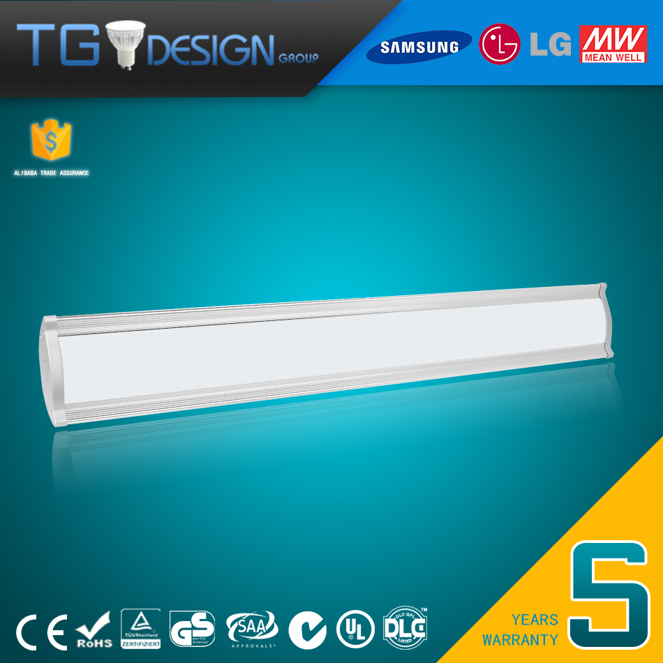 Meanwell Driver and LG SMD5630 130lm/W 1-10V Dimmable HighBay LED 200W