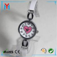 Deluxe gift watch 2013 hot selling Valentine's day alibaba china watch with Heart-shaped pattern