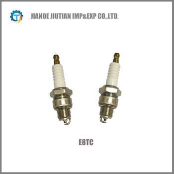 E8TC spark plug motorcycle sparking plug with High quality
