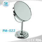 Chinese supplier cosmetic case round shaped makeup mirror