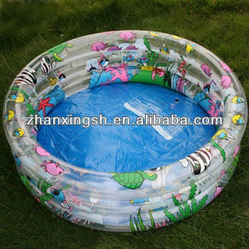 Inflatable Kiddie Pools
