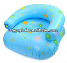 Inflatable PVC Chair, PVC Inflatable Seat, Bamboo Furniture
