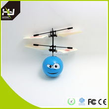 new 2017 flying football for sale world cup HY-821rc quad copter ufo toys