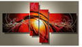 Decorative Oil-Painting Canvas Art Decor Hand Paint for Living Room Decoration XD4-030