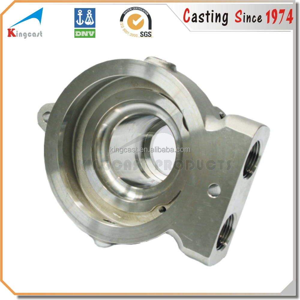 ISO9001 manufacturer CNC machine service different kinds of customized metal products SS 316 parts with best quality