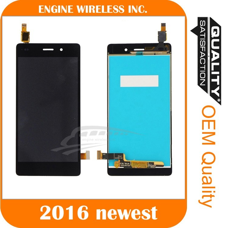 china mobile phone lcd manufacturer for huawei ascend p6 lcd and digitizer