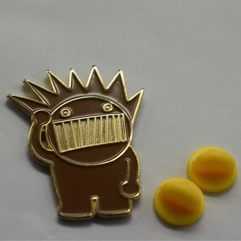 original lovely customized lapel pin