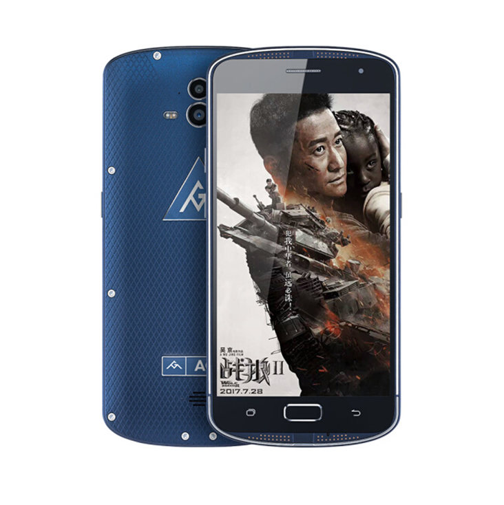 "Wholesale 13MP Dual Camera 5.5""agm X1 4GB 64 GB IP68 waterproof Rugged Mobile Phone"