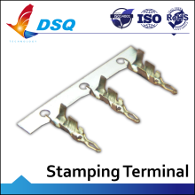 OEM High Quality Metal Stamping Part Brass Battery Terminal