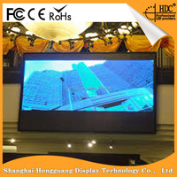 Special customized best sell soft led display screen