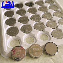 3V Cr2016 Button Cell Battery , Durable Lithium Battery