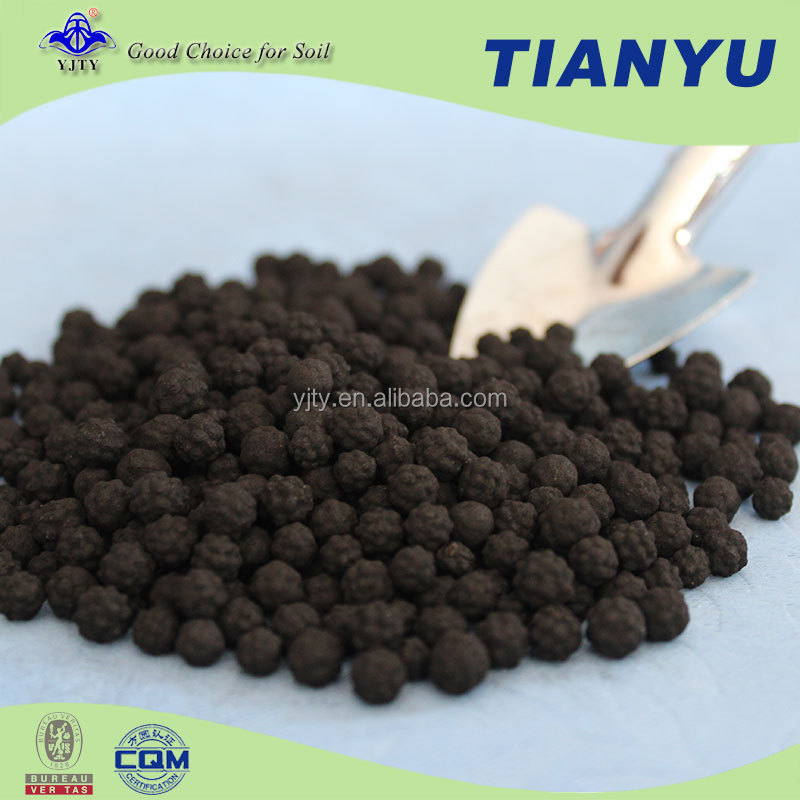 Economic and Efficient base best fertilizer for tomatoes pice the humic acid flakes Best price high quality