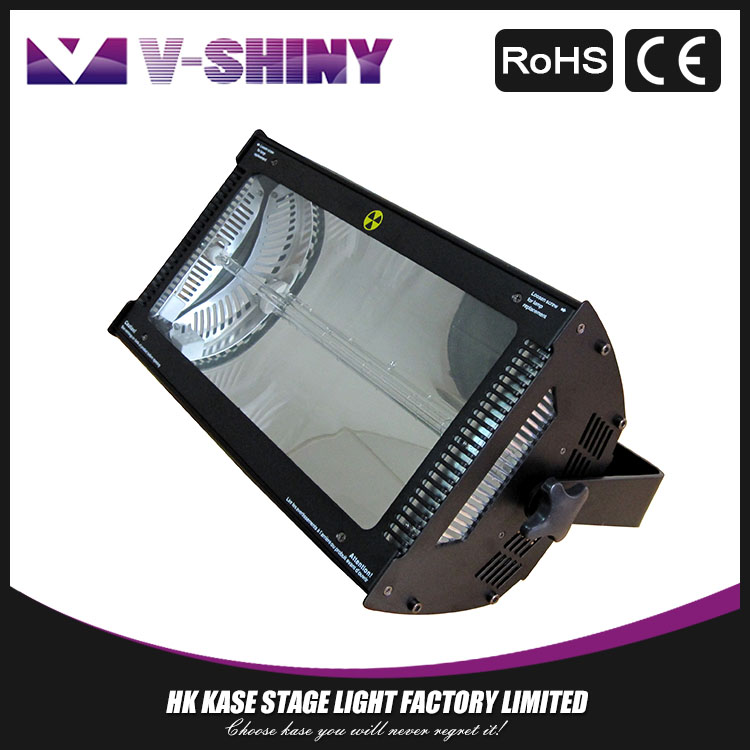 Customized remote control strobe light