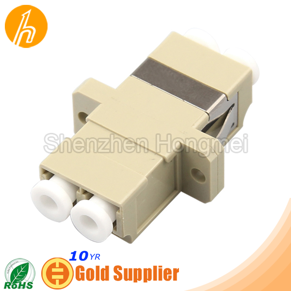 UPC/LC Optical Fiber Network Adapters