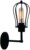 Metal Modern Wall Lights Black Vintage Lamp Garden Decoration Lighting