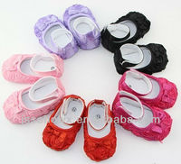 2013 latest design baby girl infant shoes