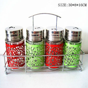 stainless steel spice tins spice jar shaker top spice shaker tin