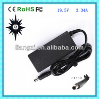 NEW laptop accessories adapter 65w 19.5v 3.34a for dell notebook used