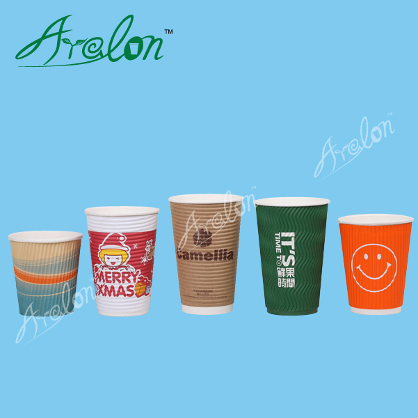 8oz hot drink paper cup/plain white paper cup coffee cup
