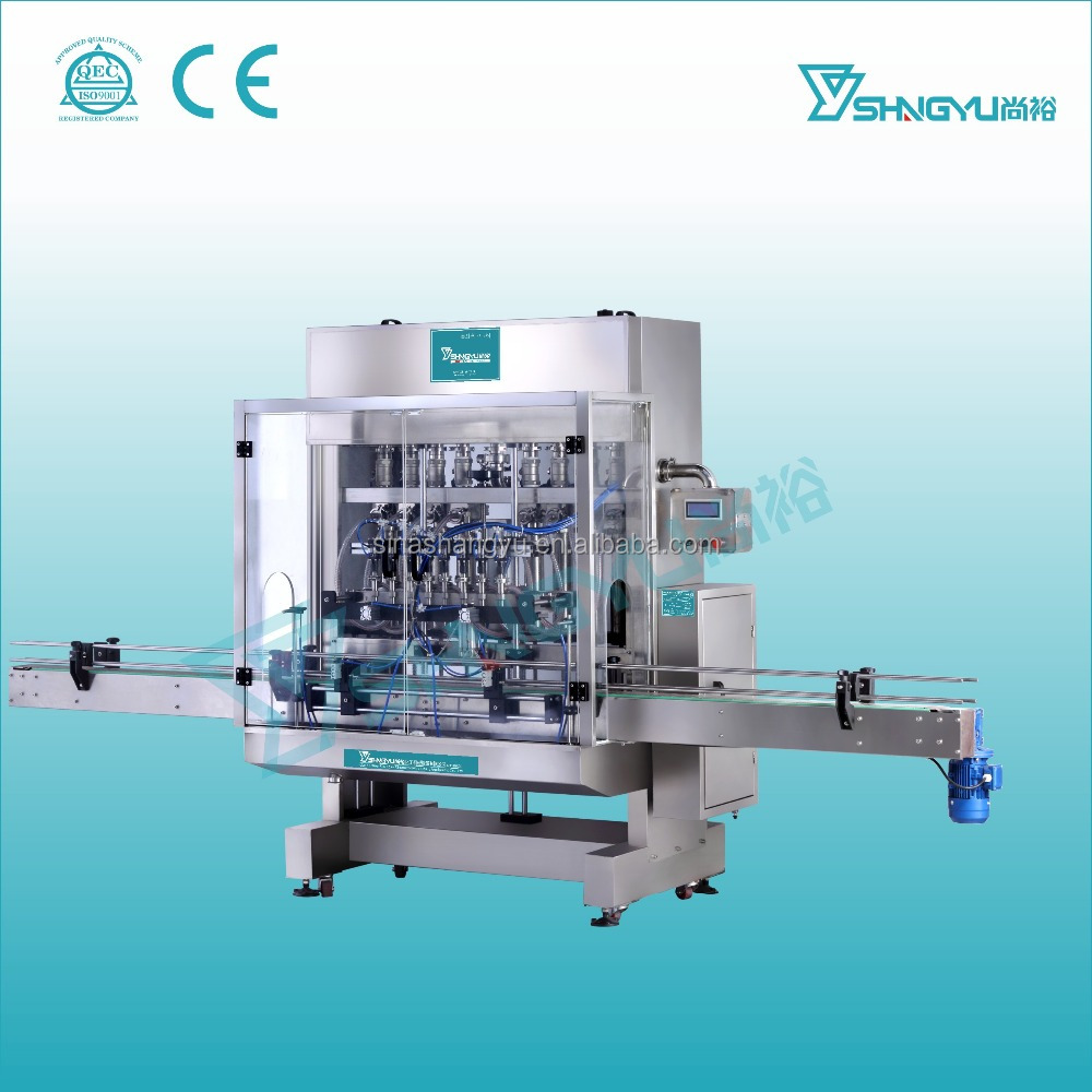 Factory automatic liquid mineral water filling machine price small water bottle filling machine juice filling machine